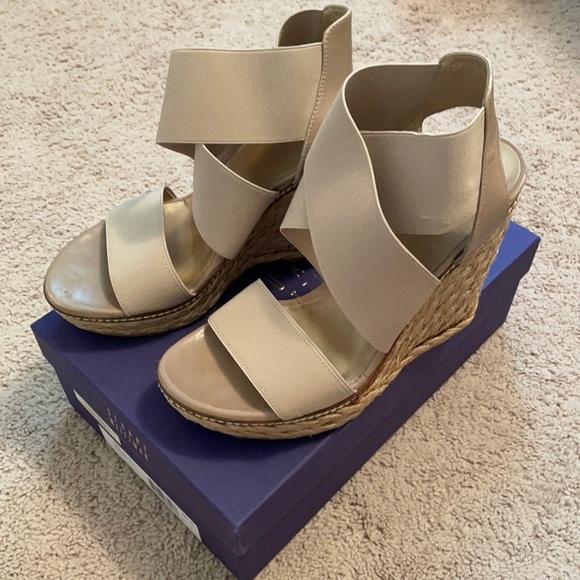Stuart Weitzman Wedge Sandals - 7